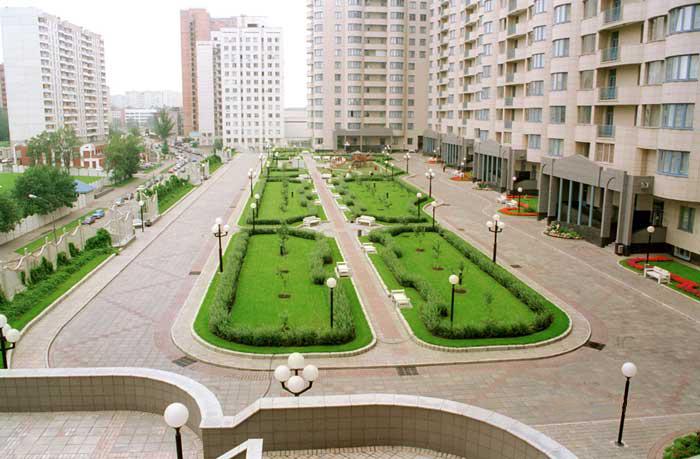 РАО «Газпром», Москва