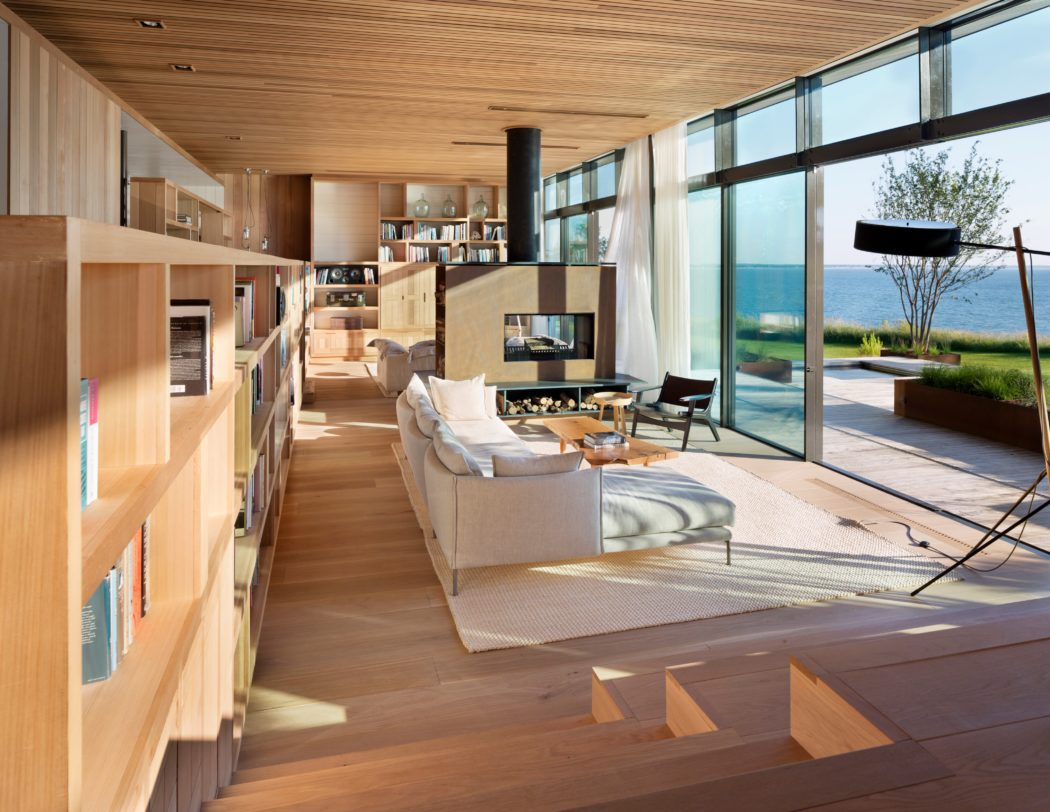 Дом - вид внутри   Зеленые крыши