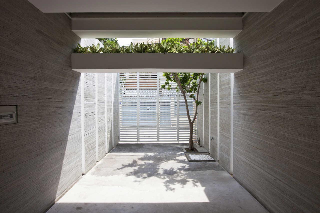 Система озеленения дома - вид внутри | Зеленые крыши