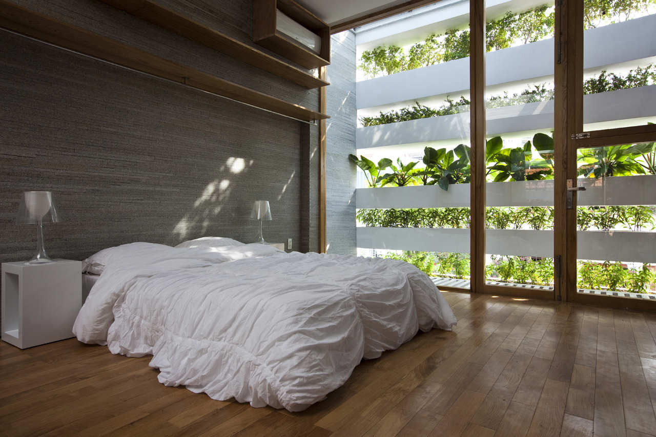 Озеленение стены дома - вид | Зеленые крыши