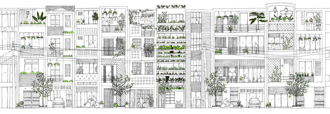 Проект дома с системами озеленения | Зеленые крыши