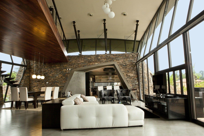 классический дом | Зеленые крыши